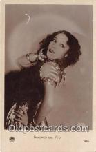 act004190 - Dolores Del Rio Movie Actor / Actress, Entertainment Postcard Post Card