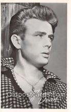 act004198 - James Dean Movie Actor / Actress, Entertainment Postcard Post Card
