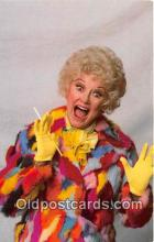 act004208 - Phyllis Diller Movie Actor / Actress, Entertainment Postcard Post Card
