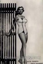 act005008 - Anita  Eckberg Postcard