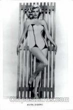 act005020 - Anita Ekberg Postcard Post Card