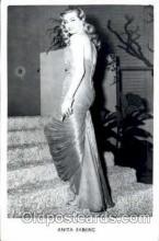 act005022 - Anita Ekberg Postcard Post Card