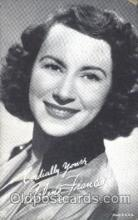 act006033 - Arlene Francis Actor, Actress, Movie Star, Postcard Post Card