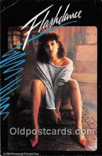 act006051 - Flashdance Movie Actor / Actress, Entertainment Postcard Post Card