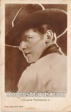 act006055 - Douglas Fairbanks Jr Movie Actor / Actress, Entertainment Postcard Post Card
