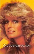act006057 - Farrah Fawcett Majors Movie Actor / Actress, Entertainment Postcard Post Card