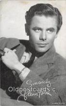 act006067 - Glenn Ford Movie Actor / Actress, Entertainment Postcard Post Card