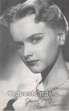 act006077 - Anne Francis Movie Actor / Actress, Entertainment Postcard Post Card