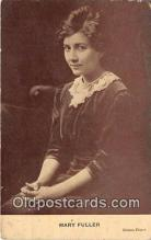 act006080 - Mary Fuller Movie Actor / Actress, Entertainment Postcard Post Card