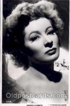act007017 - Greer Garson Postcard