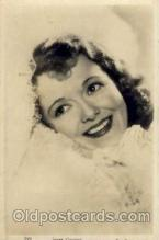 act007020 - Janet Gaynor Postcard