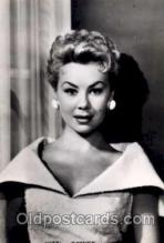 act007025 - Mitzi Gaynor Post Card