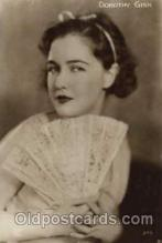 act007029 - Dorothy Gish Postcard