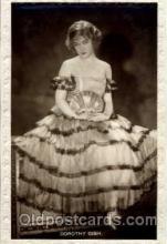 act007030 - Dorothy Gish Postcard