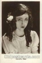 act007039 - Dorothy Gish Post Card