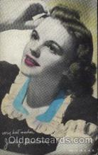 act007062 - Judy Garland Postcard, Post Card