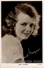 act007070 - Janet Gaynor Postcard, Post Card
