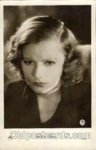 act007118 - Greta Garbo Postcard Post Card