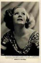 act007120 - Greta Garbo Postcard Post Card