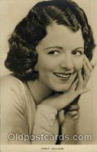 act007130 - Janet Gaynor Postcard Post Card