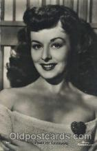act007153 - Paulette Goddard Actor, Actress, Movie Star, Postcard Post Card