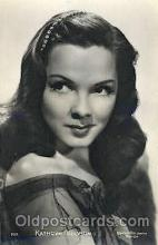 act007160 - Kathryn Grayson Actor, Actress, Movie Star, Postcard Post Card
