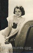 act007161 - Janet Gaynor Actor, Actress, Movie Star, Postcard Post Card