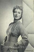 act007169 - Greer Garson Actor, Actress, Movie Star, Postcard Post Card