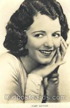 act007175 - Janet Gaynor Actor, Actress, Movie Star, Postcard Post Card
