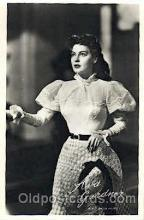 act007179 - Ava Gardner Actor, Actress, Movie Star, Postcard Post Card