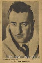 act007187 - John Gilbert Actor, Actress, Movie Star, Postcard Post Card