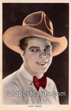 act007195 - Hoot Gibson Movie Actor / Actress, Entertainment Postcard Post Card