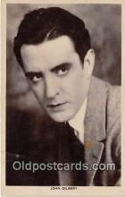 act007205 - John Gilbert Movie Actor / Actress, Entertainment Postcard Post Card