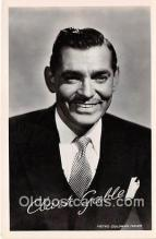 act007211 - Clark Gable Movie Actor / Actress, Entertainment Postcard Post Card