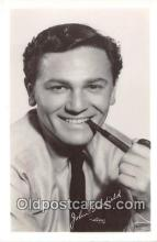 act007214 - John Garfield Movie Actor / Actress, Entertainment Postcard Post Card