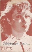act007217 - Greer Garson Movie Actor / Actress, Entertainment Postcard Post Card