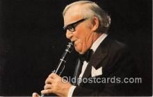 act007219 - Benny Goodman Movie Actor / Actress, Entertainment Postcard Post Card