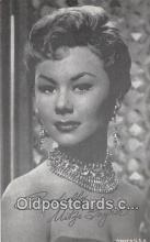 act007229 - Mitzi Gaynor Movie Actor / Actress, Entertainment Postcard Post Card
