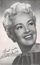 act007230 - Betty Grable Movie Actor / Actress, Entertainment Postcard Post Card