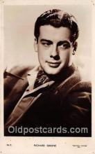 act007232 - Richard Greene Movie Actor / Actress, Entertainment Postcard Post Card