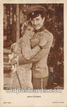 act007236 - John Gilbert Movie Actor / Actress, Entertainment Postcard Post Card