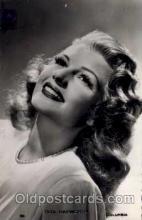 act008002 - Rita Hayward Actress/ Actor Postcard Post Card Old Vintage Antique