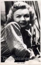 act008005 - June Haver Actress/ Actor Postcard Post Card Old Vintage Antique
