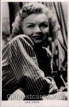act008012 - June Haver Actress/ Actor Postcard Post Card Old Vintage Antique