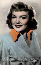 act008023 - Wanda Hendrix  Actress/ Actor Postcard Post Card Old Vintage Antique