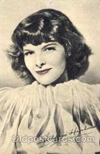 act008031 - Katharine Hepburn Postcard, Post Card