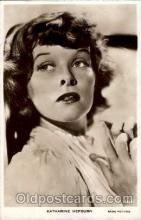 act008033 - Katharine Hepburn Postcard, Post Card