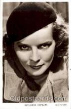 act008038 - Katharine Hepburn Postcard, Post Card