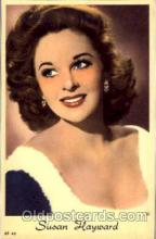 act008047 - Susan Hayward Postcard, Post Card