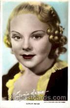 act008052 - Sonja Henie Postcard, Post Card